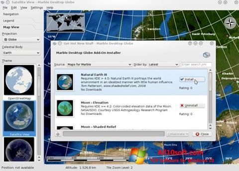Screenshot Marble Windows 10