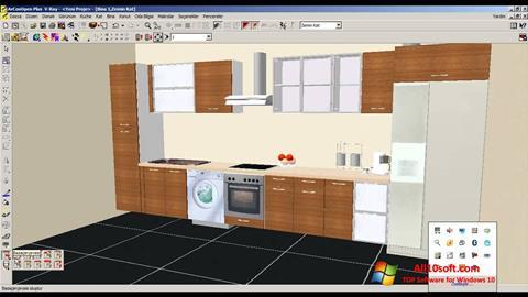 Screenshot Arcon Windows 10